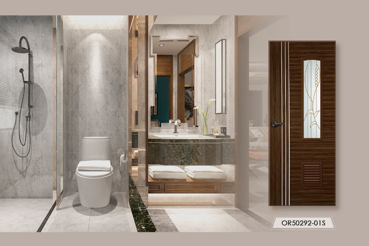 浴廁門-浴室門